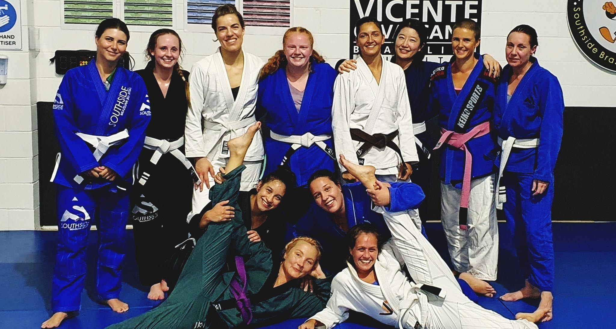 womens only bjj classes gold coast